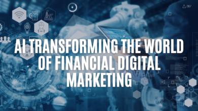 Financial Digital Marketing